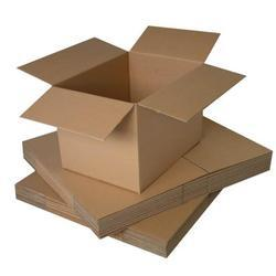 Corrugated Box 7ply