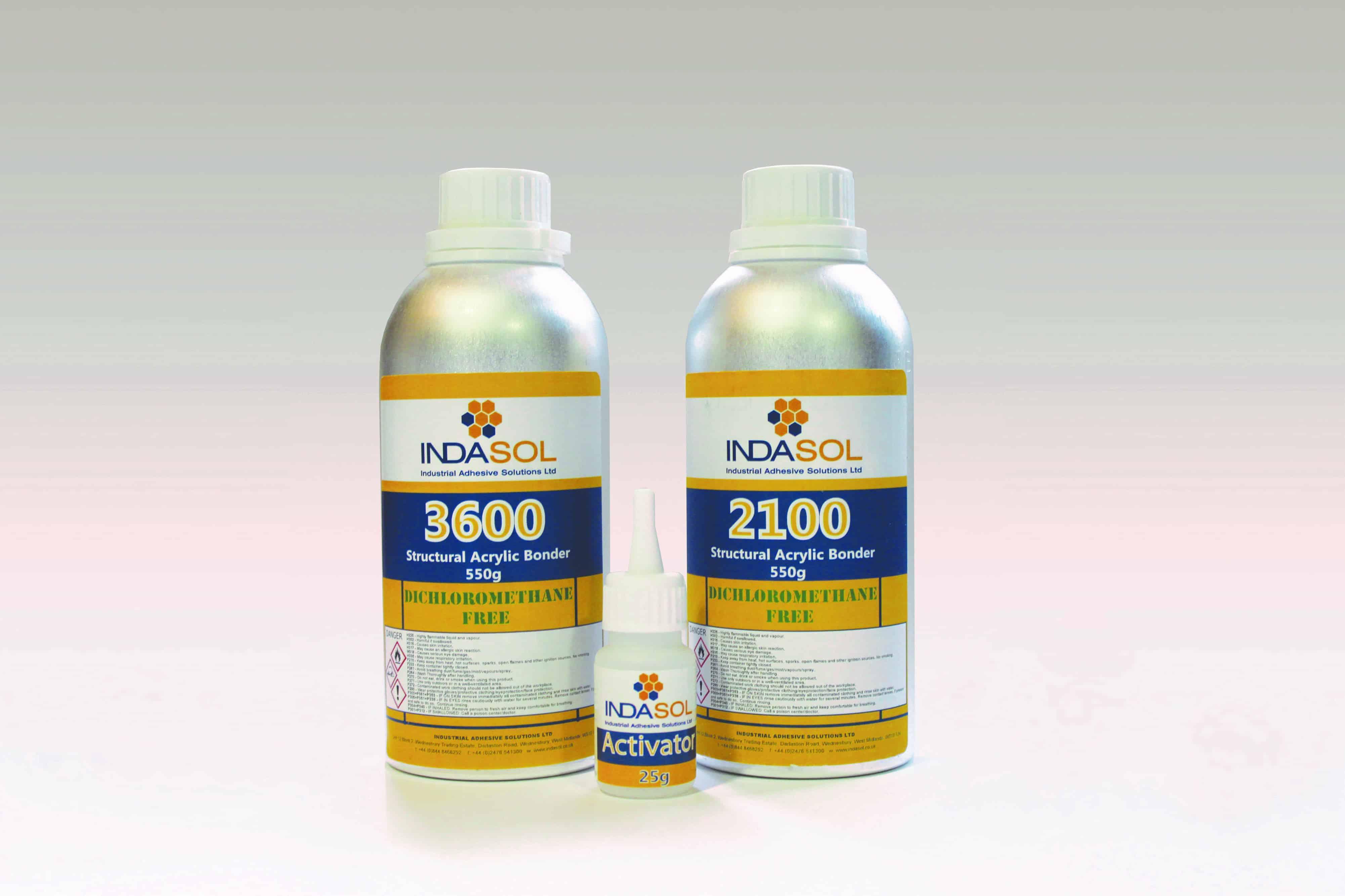 3600 and 2100 Adhesives and Sealants