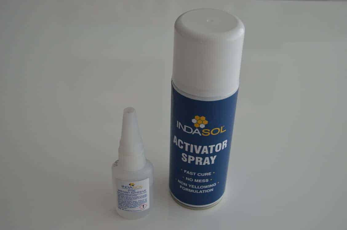 P100 Spray and Adhesive