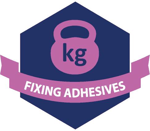 Fixing Adhesives