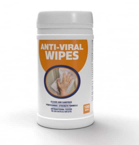 Anti Viral Wipes