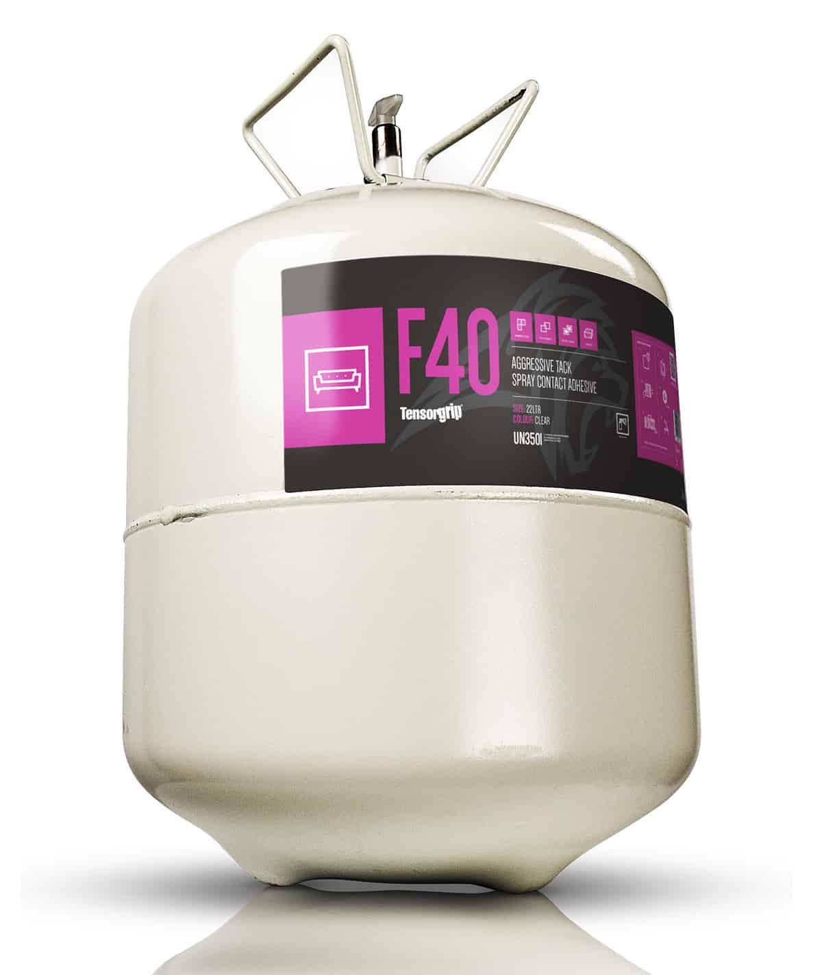 Tensorgrip F40 Adhesive