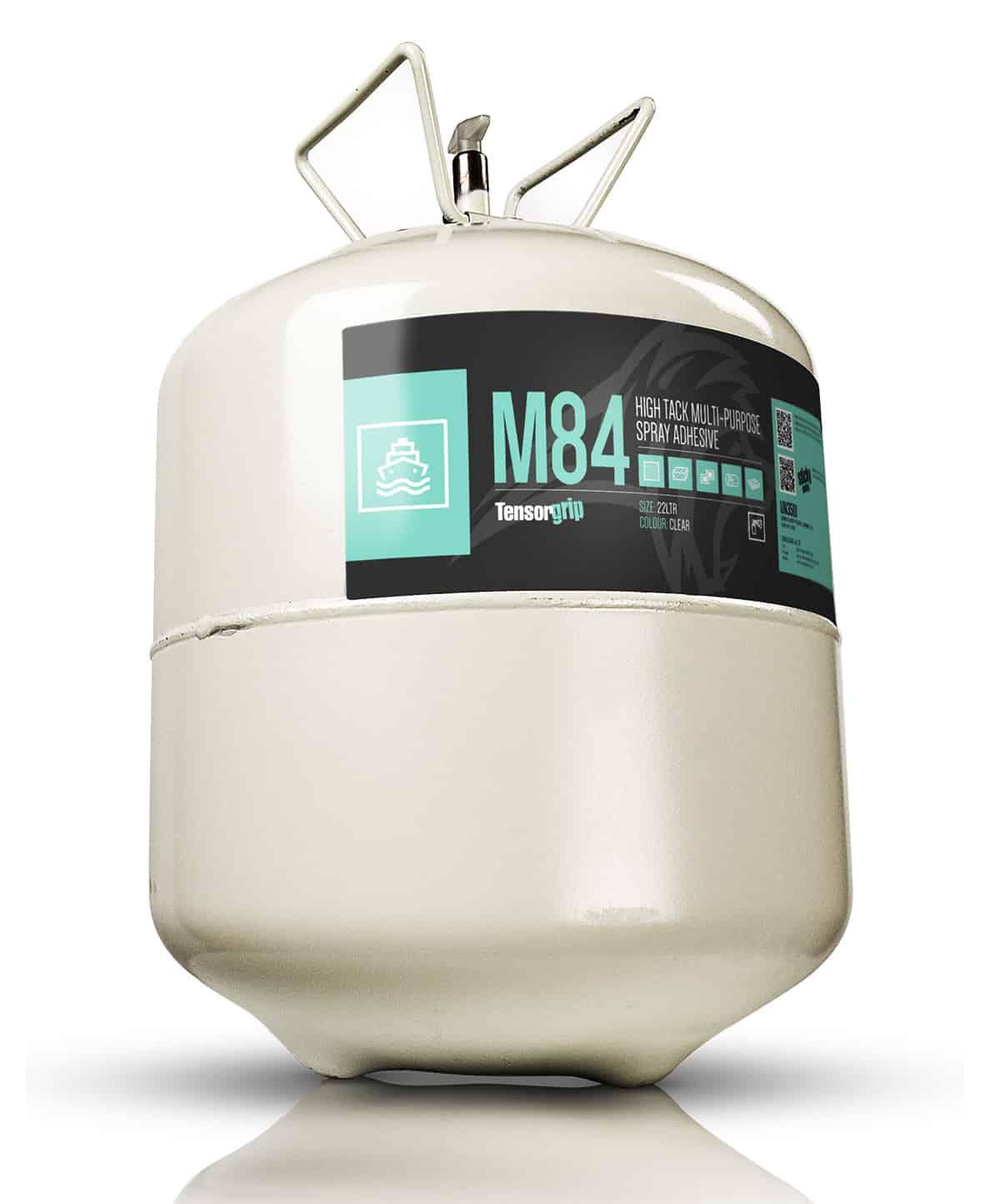 Tensorgrip M84 High Tack Adhesive